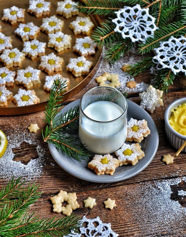 Nadziewane ciasteczka